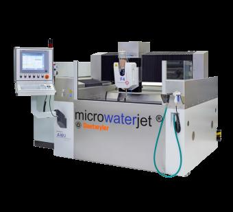 Гидроабразивный станок Microwaterjet F4