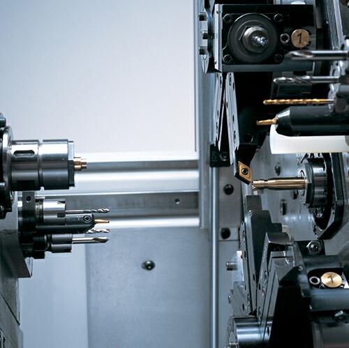 Автомат продольного точения TRAUB TNL12K